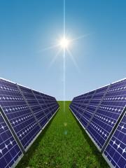 太陽はエコで無尽蔵なエネルギー源